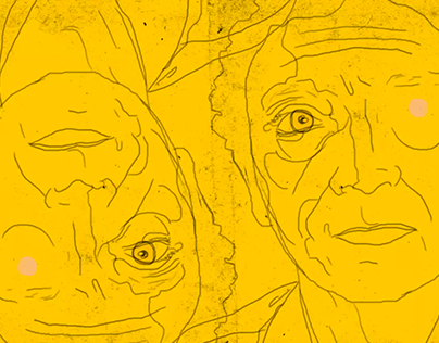 Forever Looping Rotoscope