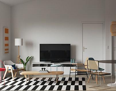 Jake Living Room