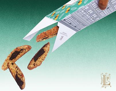 """""""Battistero Selection"""" - Confezione regalo di biscotti"""