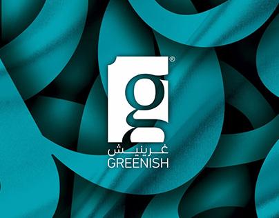 Greenish Rebranding