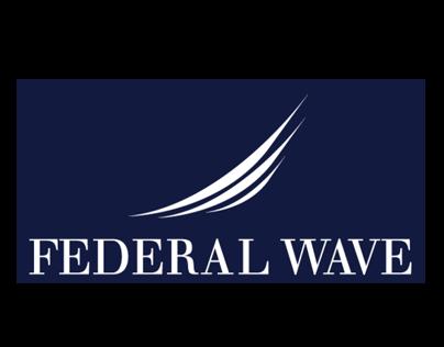 Federal Wave Logo