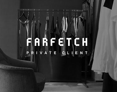 Web Design | Farfetch