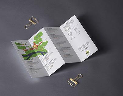 Circle Farm Tour Brochure redesign