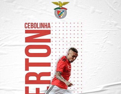 """Everton """"Cebolinha"""" Soares"""