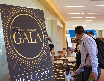 Event Branding _ Leadership GALA
