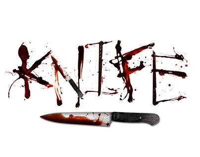 KNIFE FONT