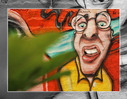 Whate!? / Mural