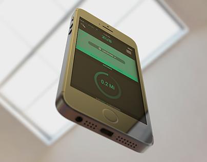 ZUS - Branding + Desktop & Mobile Ui Design