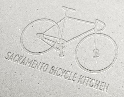 Sacramento Bicycle Kitchen Branding