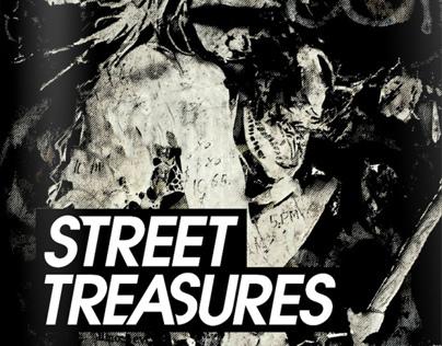Street Treasures | Street Art Book | 240 pages | free