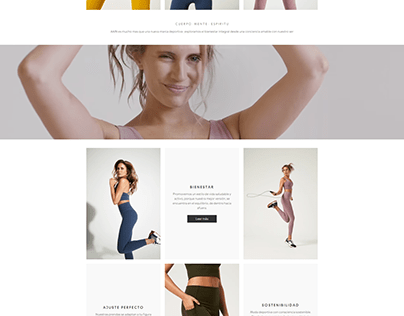 shopify one page product