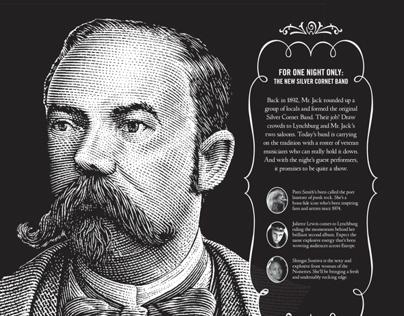 Jack Daniels Birthday Campaign