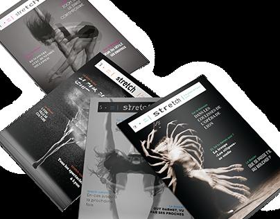 STRETCH - Magazine Danse
