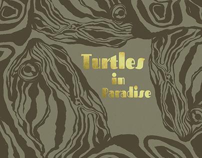 Turtles in Paradise, Album cover