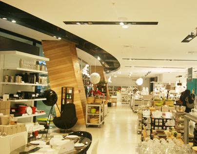 HABITAT Store - Concept Adaptation Project