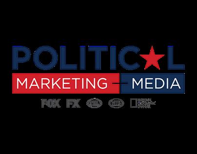 Political Marketing + Media [ Rebrand ]