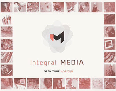 Integral MEDIA - Logotype research