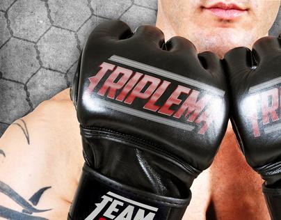 TRIPLEMA Cardiff - Branding