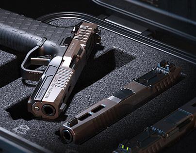 ETI 9mm CRATE Design