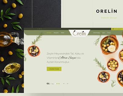 Orelin Web Design