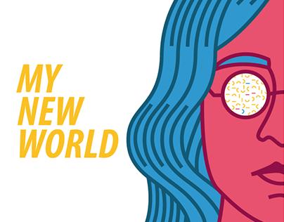 MY NEW WORLD