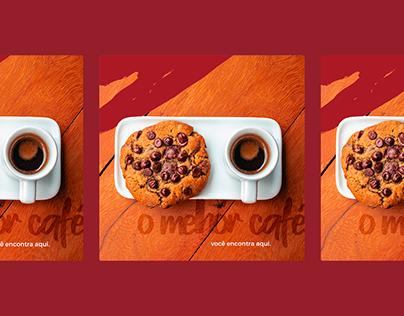 Duckbill Cookies & Coffee - Social Media