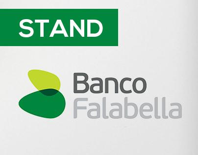 Stand Banco Falabella Colombia