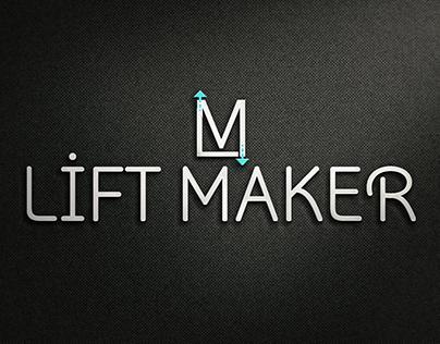 Lift Maker Logo Design