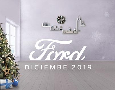 Campaña Ford Diciembre 2019