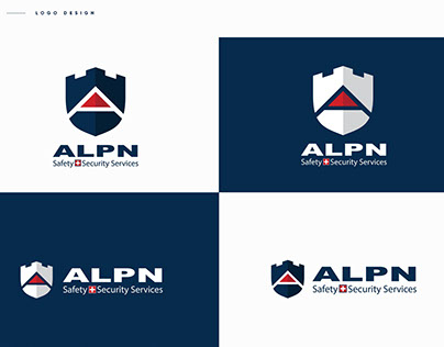 Branding, creation and development of a website ALPN