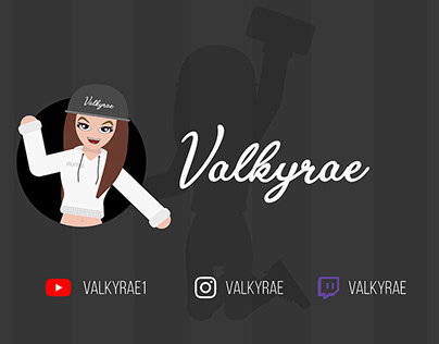 Valkyrae YouTube Intro