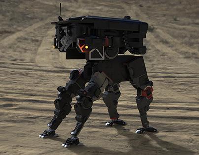 MM-9000 (3D modeling)
