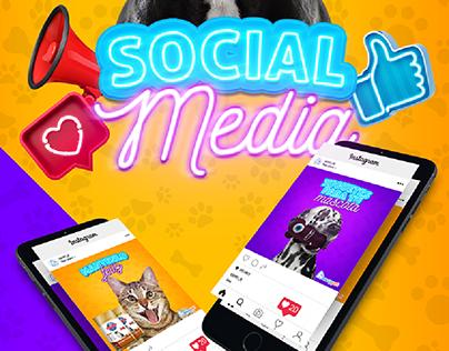 SOCIAL MEDIA Easy Pet