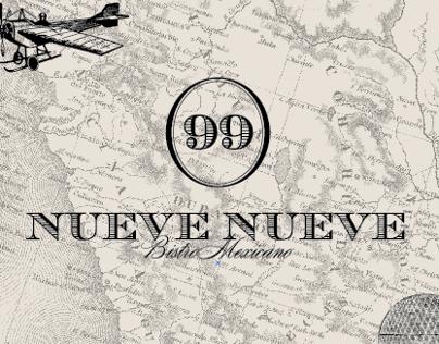 NUEVE NUEVE Bistro Mexicano