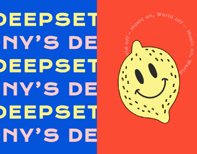 Deep House Smiling Lemon 🍋
