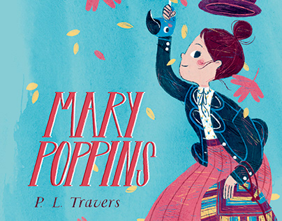 Mary Poppins in lockdown
