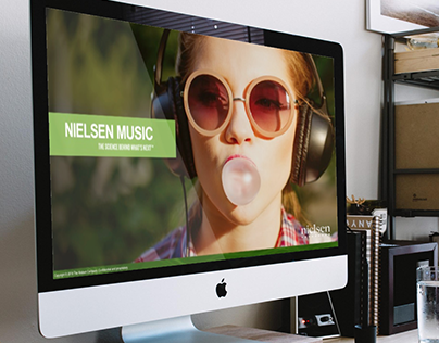 Client PowerPoint - Nielsen Entertainment