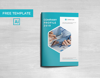 Creative Company Profile | FREE TEMPLATE DOWNLOAD