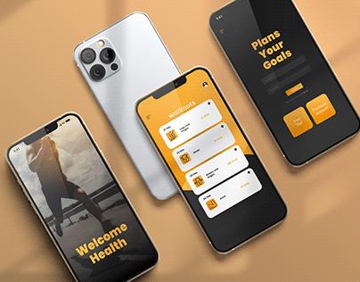 Welcome Health UI & UX design