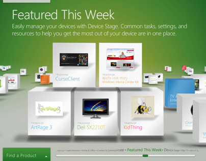 Microsoft Cool Products