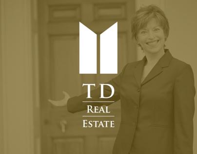 Logo Design For A Prestigious Real Estate Company