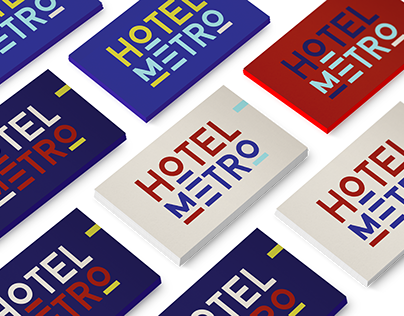 Hotel Metro Rebranding