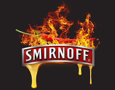 Smirnoff - Chilli / Honey Vodka