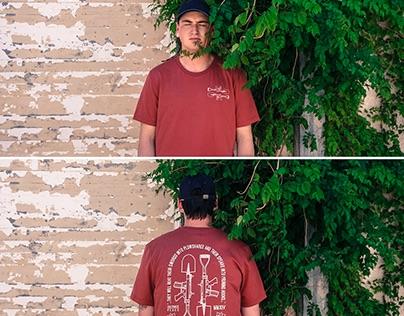 Cultivate Peace Shirt Design