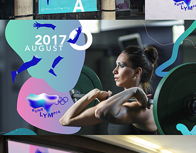 Ruhrlympia (Olympic Games) 2017   for real sportlovers