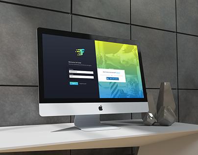 Fortex Webapp Concept