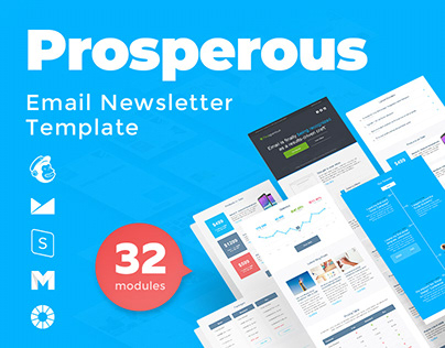 Email Designs - Responsive Multipurpose Newsletters ✉ ✉