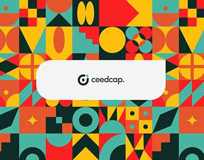 Brand Identity Redesign Ceedcap