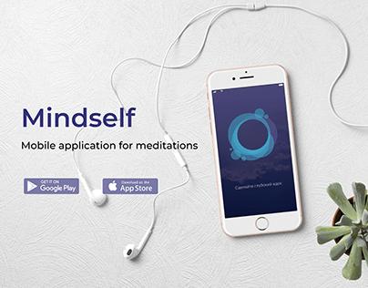 Mindself - application for meditation