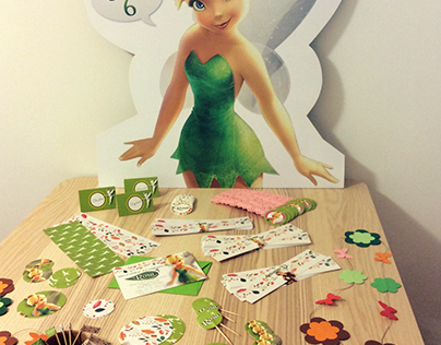 Tinker bell Birthday Party